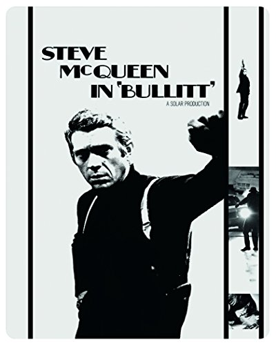 Bullitt - Steelbook (exklusiv bei Amazon.de) [Blu-ray] [Limited Edition]