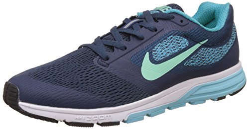 Nike Men's Free 3.0 Blue and White Running Shoes - 7.5 UK/India (42 EU)(8.5 US)(580393-017)  available at amazon for Rs.4077