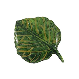 Creative Pewter Designs Aspen Leaf, Hand Painted Pin, AP132A