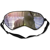 Black Dog Rest Sleep Eyes Masks - Comfortable Sleeping Mask Eye Cover For Travelling Night Noon Nap Mediation... preisvergleich bei billige-tabletten.eu