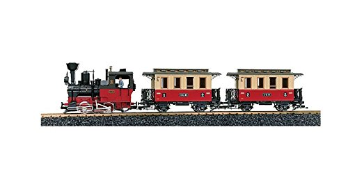 LGB 70302 - Personenzug-Starterset, Sound, 230V