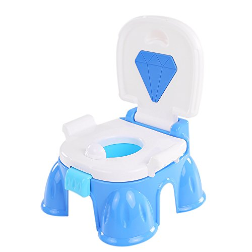 Goolsky Musica Servizi igienici Baby toilette bambino neonato Stepstool vasino gabinetto di bambini unisex