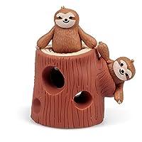 Tobar Stretchy Sloth And Stump