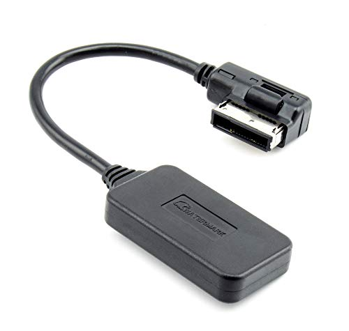 Watermark WM-BT24 Bluetooth-Adapter für Audi VW SEAT Skoda Media-Interface Musik-Streaming Kabellos KFZ USB-Adapter