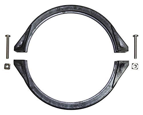 Decoytec Bande Universelle pour filtres de Piscine Minimum 20 cm. - Maximum 21 cm.