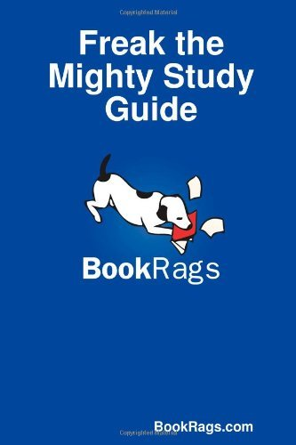Freak the Mighty Study Guide by Bookrags.Com Bookrags.Com (22-Oct-2013) Paperback