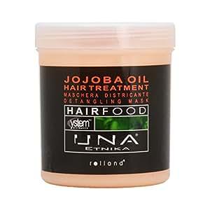 UNA Hair Food Jojoba Oil Hair Treatment 34oz(1000ml) by UNA