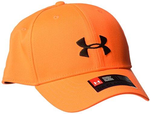 Blaze Orange Gap (Under Armour Women's Camo Cap, Blaze Orange/Metallic Beige, One Size)