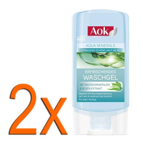 2x-aok-aqua-mineral-cleansing-gel-150-ml-each