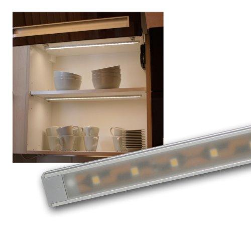SMD LED Lichtleiste WTN-Flat 50cm warmweiß 12V