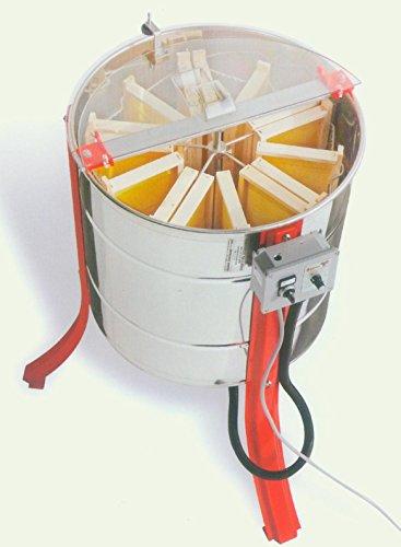 Lega Tangential und Radial schleuder Jolly für 15 Waben Radial oder 5 Waben Tangential mit Elektro Motor (Tangential-motor)