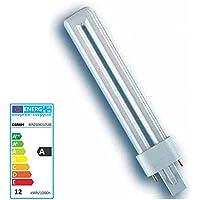 Osram Dulux S 9 W/840 Lampada fluorescente compatta