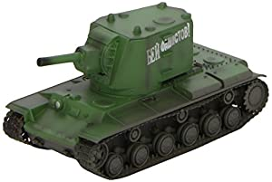Trumpeter Easy Model 36281 KV-2 - Tanque Miniatura del ejército soviético (Escala 1:72)