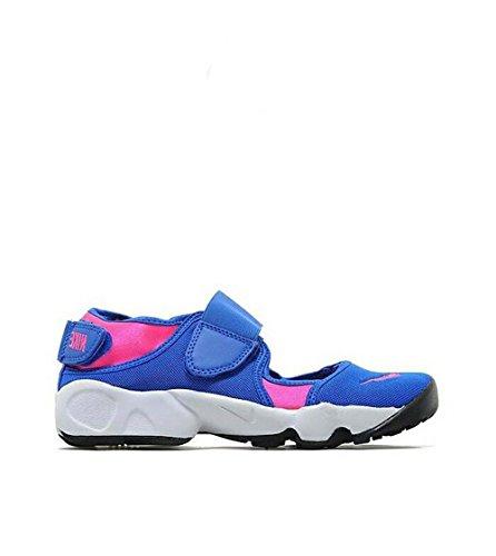 Nike Mädchen Rift (Gs/Ps Girls) Turnschuhe Azul (Azul (Hyper Cobalt / Hyper Pink-White))