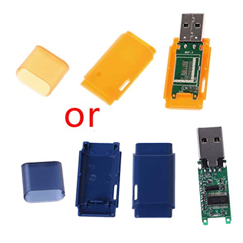 JENOR USB 2.0 EMMC-Adapter EMCP 162 186 Hauptplatine Ohne Flash-Speicher