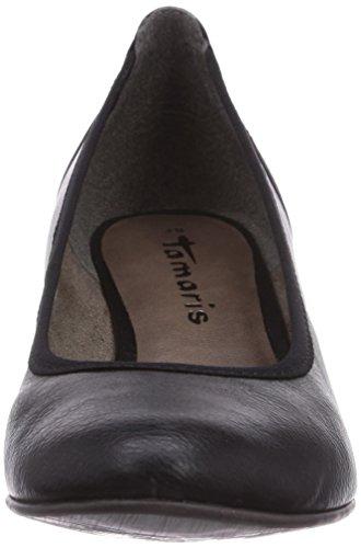 Tamaris22304 - Zapatos De Tacón Negro Para Mujer (negro 001)