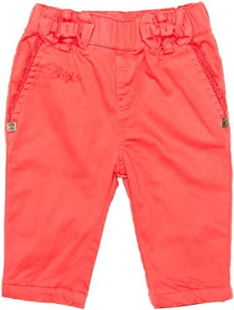 Chipie Bistache Baby Girl's Trousers Red 18 Months