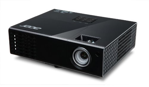 Acer P1500, 1080P, HDMI, 3000 Lumens, DLP 3D, Projector