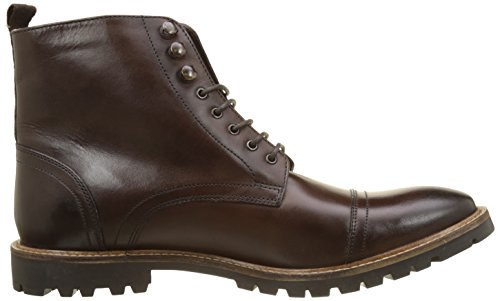 Base London Siege - Bottes Rangers - Homme Marron (washed Brown 208)