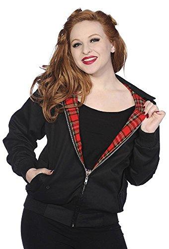 Banned Apparel - Harrington Jacket XS