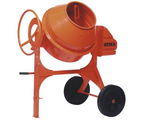 ATIKA Dynamic 165 230V Betonmischer Mörtelmischer Zementmischer Mischer **NEU/2.WAHL** (Generalüberholt)
