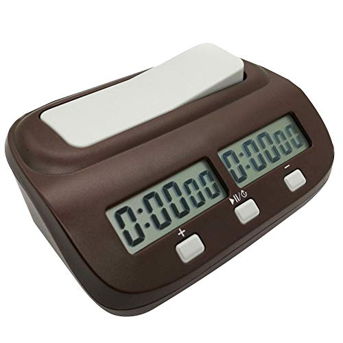 CoURTerzsl International Chess - Reloj Digital Profesional