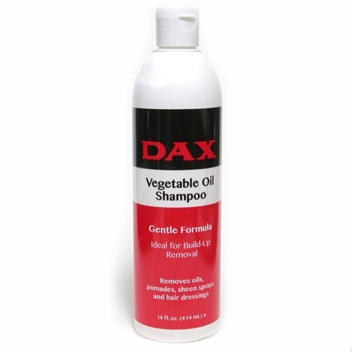 Dax Vegetable Oil Shampoo 355Ml by DAX