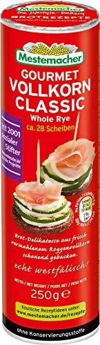 Mestemacher Gourmet Vollkorn Classic 250g