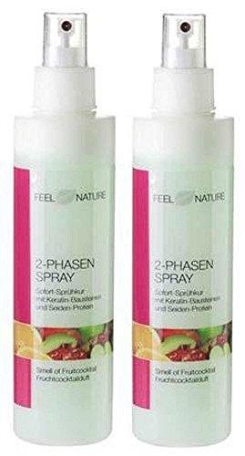 200 Ml Natur - (2er Set: Feel Nature 2 Phasen Pflegespray 200 ml)