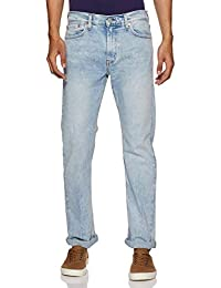 Levi's Men's (513) Slim Straight Fit Stretchable Jeans