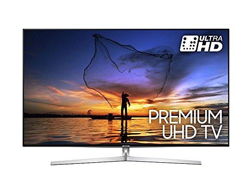 Samsung UE55MU8000 55 4K Ultra HD Smart TV Wi-Fi Black,Silver LED TV - LED TVs (139.7 cm (55),