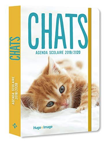Agenda scolaire 2019-2020 Chats par Collectif