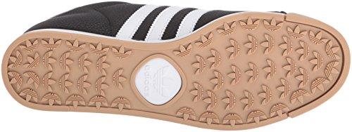 Adidas Samoa Leder Turnschuhe Black/White/Goldmt
