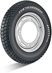 TVS Eurogrip 90/100-10 53J TEG DRAGON PLUS Tubeless Scooter Tyre, Front or Rear