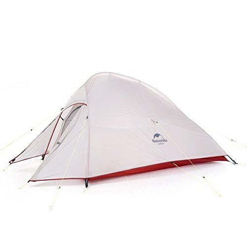 Tienda de camping ultraligera Naturehike