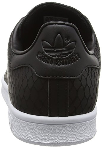 adidas Damen Stan Smith Sneakers Schwarz (Core Black/Core Black/Ftwr White)