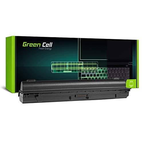 GC® Extended Serie Laptop Akku für Toshiba Satellite C850D-115 C850D-117 C850D-118 C850D-119 (6600mAh 10.8V Schwarz) -