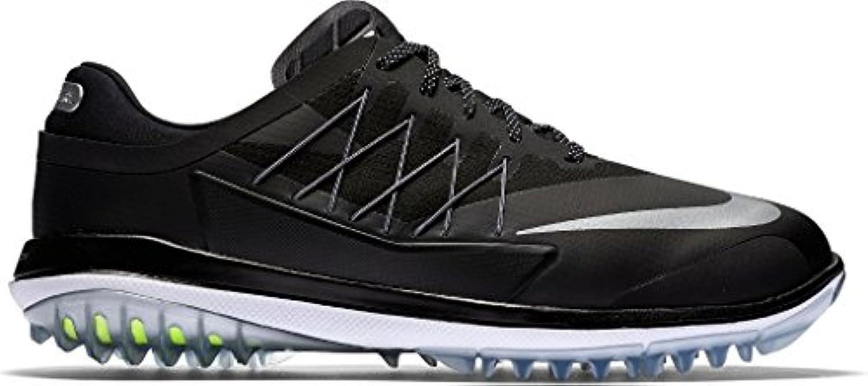 Nike Lunar Control Vapor - Zapatillas Deportivas de Golf para Hombre, Color Negro/Gris, Talla 44