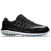 Nike Lunar Control Vapor - Zapatillas Deportivas de Golf Para Hombre, Color Negro/Gris, Talla 42.5