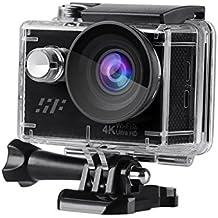Action Cam 4K Ultra HD Sport Wifi Impermeabile Fotocamera Subacquea Videocamera Digitale per Sci Moto Snowboard Ciclismo Surf Snorkeling Sport Invernali Siroflo