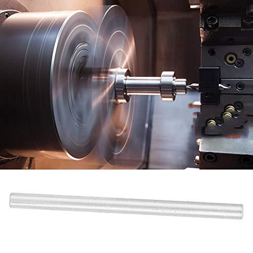Führungsstange,Guiding Bar B001P-3 Stahlführungsstange Mini Holzdrehmaschine Zubehör aus Stahlmaterial,sehr haltbar,für Holzdrehmaschine
