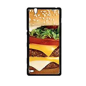 Burger Case for Sony Xperia C4