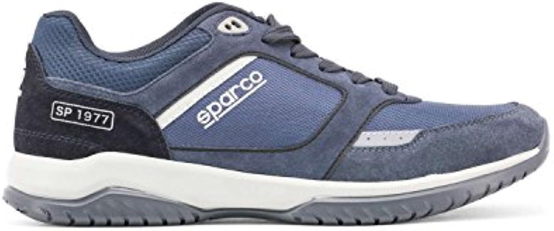Gentiluomo   Signora Sparco Mansfield scarpe da ginnastica Uomo Blu 40 Intelligente e pratico Affordable Tendenza di personalizzazione   Menu elegante e robusto    Uomo/Donna Scarpa