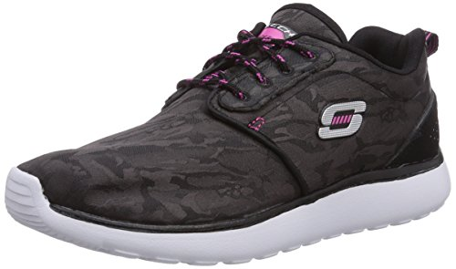 skechers-counterpart-front-line-zapatilla-deportiva-de-material-sintetico-mujer-color-negro-talla-37