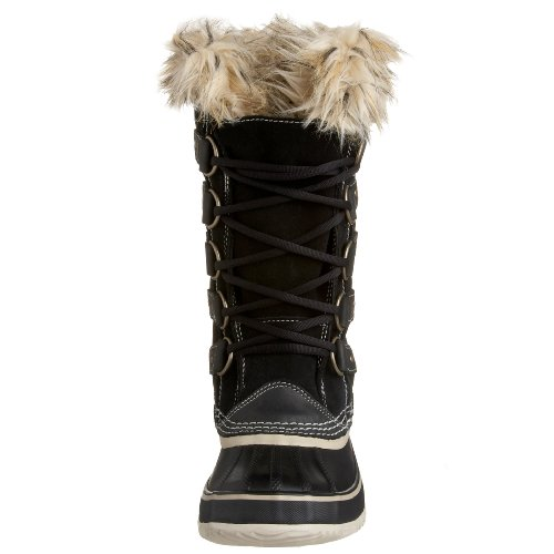 Sorel Joan of Arctic, Stivali Donna Nero (Noir (010 Black))