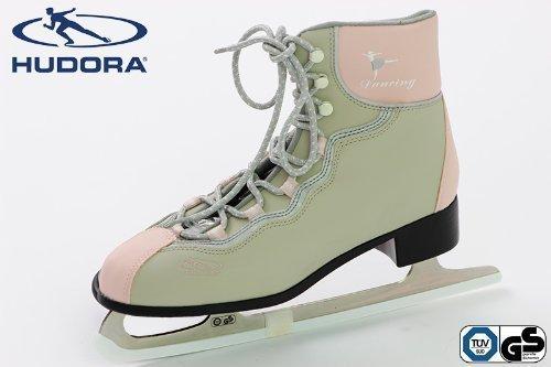 Hudora Eiskunstlauf-Set Dancing Schlittschuhe (42)