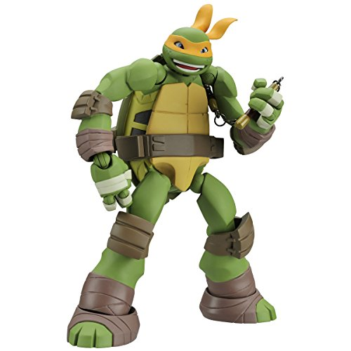 ja turtles Michelangelo 120 mm ABS-&PVC PVC pre-painted action figures ()