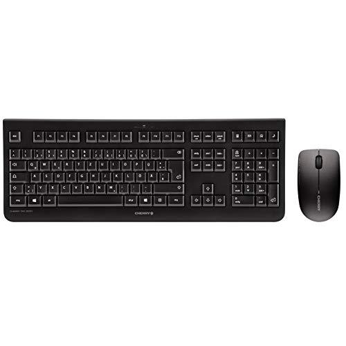 CHERRY DW 3000 Cordless Desktop Black USB (GB) -