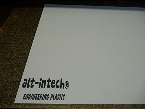 Polycarbonat UV Platte farblos 2050 x 1250 x 3 mm transparent, PC alt-intech® - 2