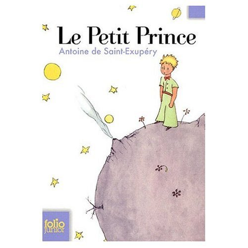Le Petit Prince (The Little Prince) French language edition (French Edition) by Antoine de Saint-Exupery (1993-01-11)